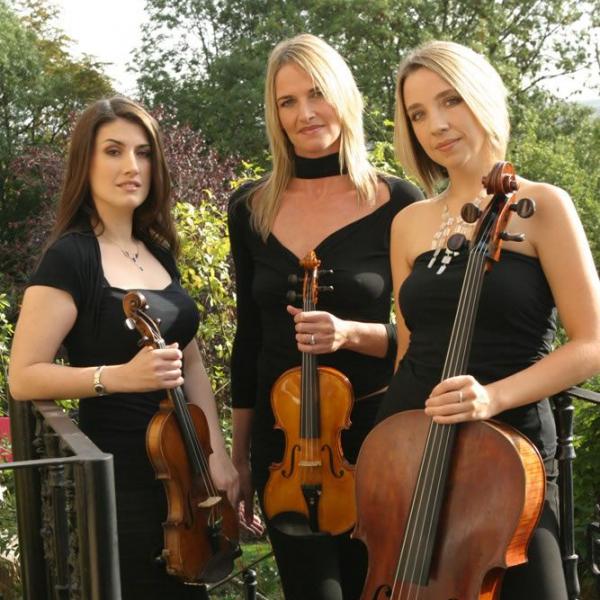 Royal Strings Trio  South Yorkshire