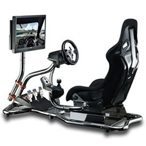 Simulator Games Car & Golf Putting Simulator Cambridgeshire