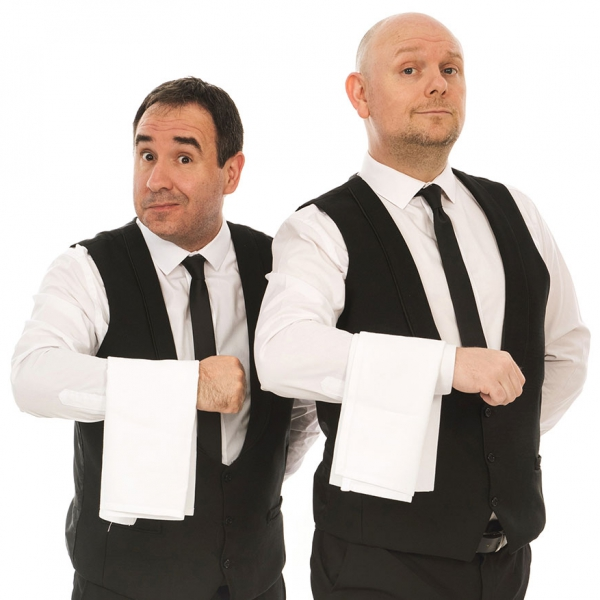 Sing With Us Waiters Singing Waiters Greater Manchester