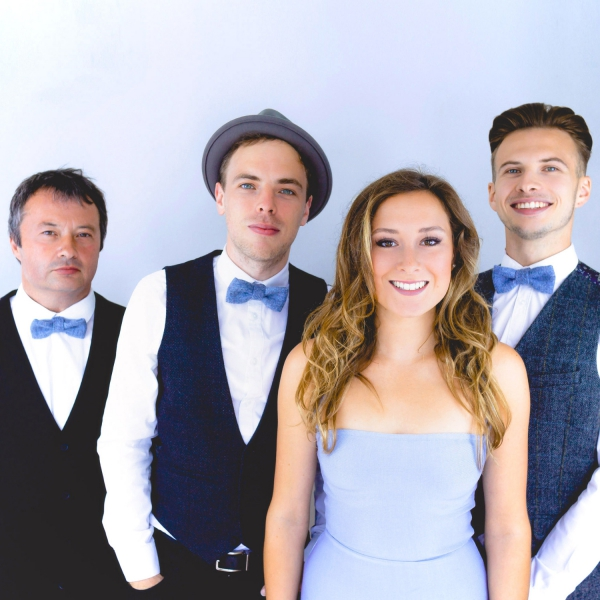 Songbird and Swing Jazz Band Kent