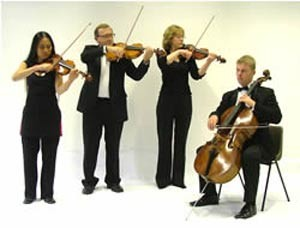 Staffordshire Strings String Quartet Staffordshire