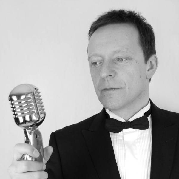 Stephen Hooper Swing & Rat Pack Band Essex