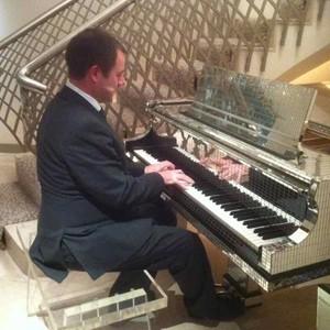 Steve Jordan Pianist Buckinghamshire