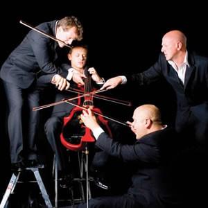 Stringfever Comedy String Quartet London
