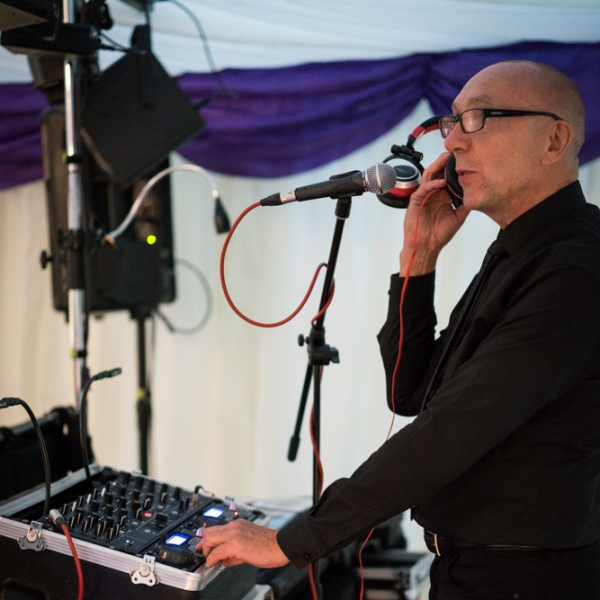 Stuart H Wedding DJ West Midlands