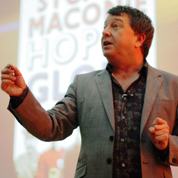 Stuart Maconie Guest Speaker London