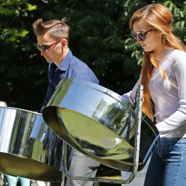 The Sunshine Steel Band  West Sussex