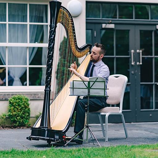 Surrey Harpist Harpist London