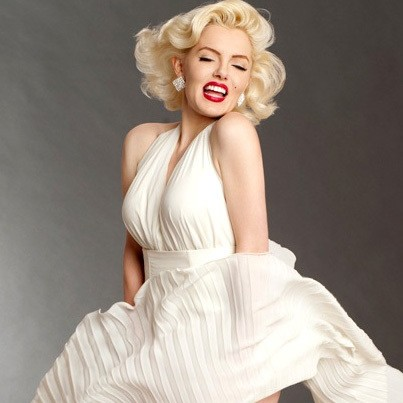 Marilyn Monroe  (Suzie Kennedy)  London