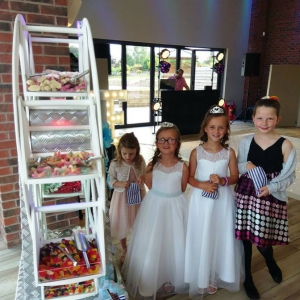 Sweet Cart Ferris Wheel Event Supplier Staffordshire