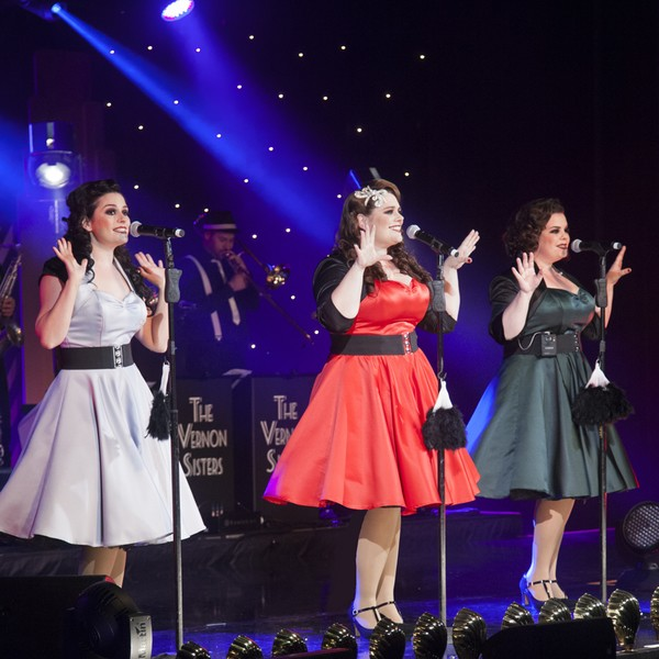 The Swing Birds Rock n Roll Swing Band South Yorkshire