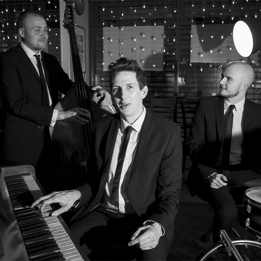 Tessellate Trio Jazz Band Greater Manchester
