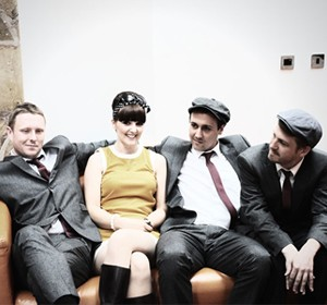 The 45s Function Band Greater Manchester