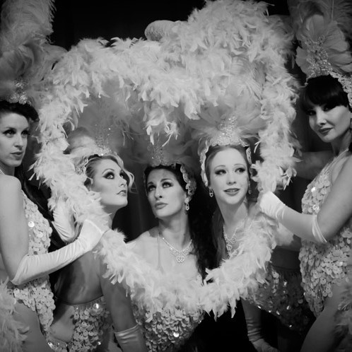The Belle Beauties Showgirls Buckinghamshire