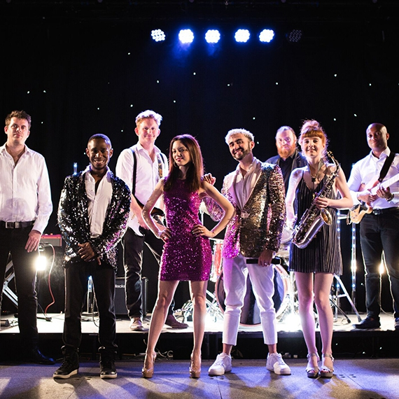 The Club Party Band Hertfordshire