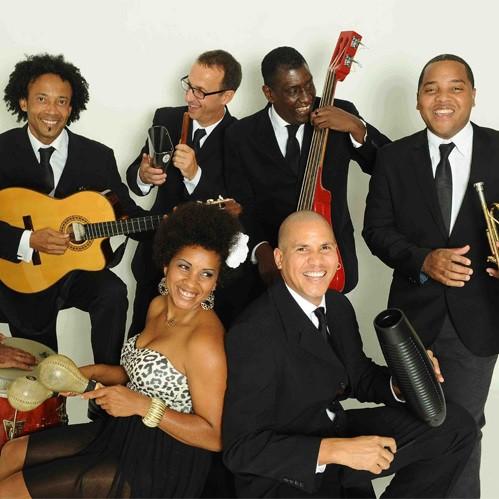The Cubanaires Authentic Cuban Son Band London