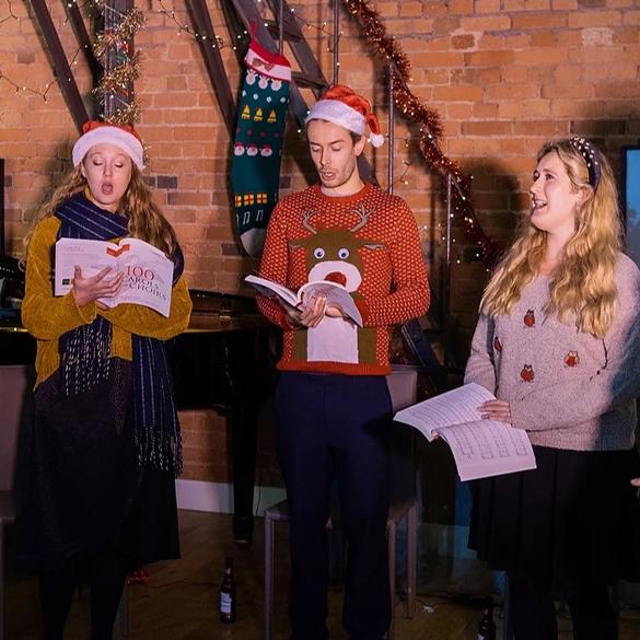 The E-Carol Choir Virtual Christmas Choir London