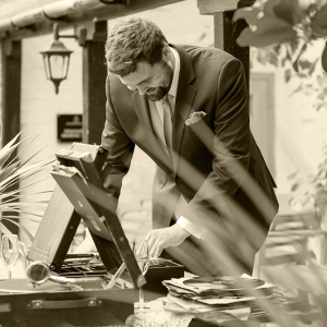 The Gramophone DJ Wedding DJ Warwickshire