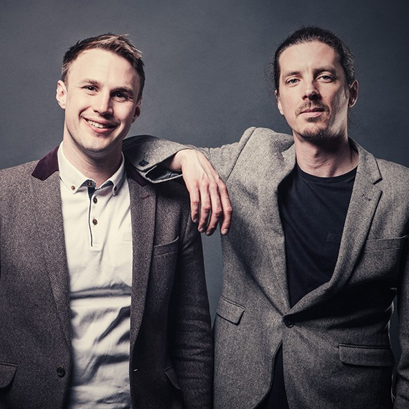 The Hamiltones Vocal, Piano and Drums Duo Nottinghamshire