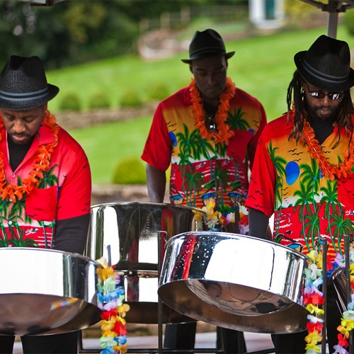 The Island Boys Steel Band  Greater Manchester