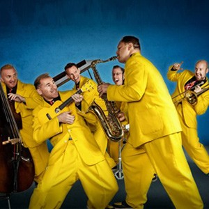The Jive Aces Rock n Roll Swing Band West Sussex