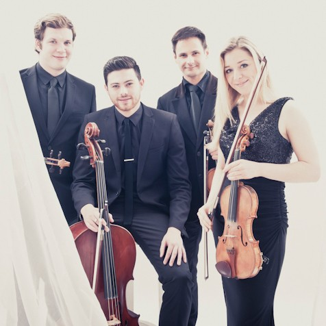 The Lancashire String Quartet  Lancashire