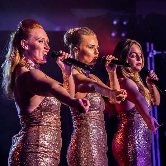 The Motownettes Soul Band Greater Manchester