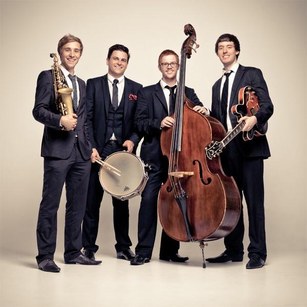 The Quartones Jazz Band London