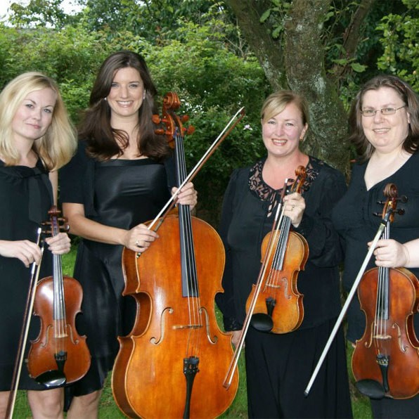 The Radyr Quartet String Quartet Glamorgan