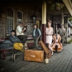 The Prohibition Jazz And Blues Band Jazz Band Staffordshire