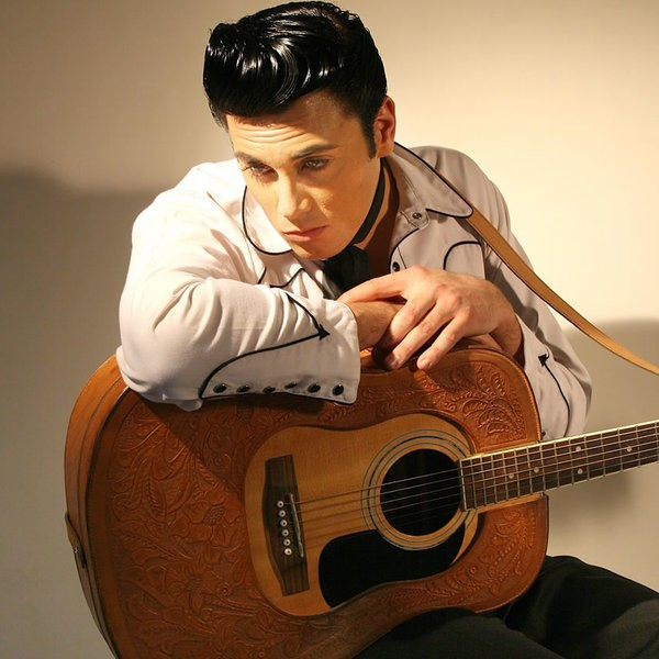 (Elvis Tribute) The Rock and Roll Years Elvis Presley Tribute Act Kent