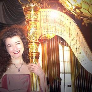 The Romantic Harpist Harpist Devon