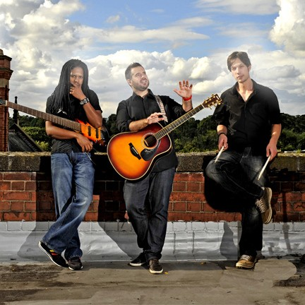 The Roots Acoustic Trio  Nottinghamshire