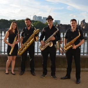 The Shard Quartet Saxophone Quartet London