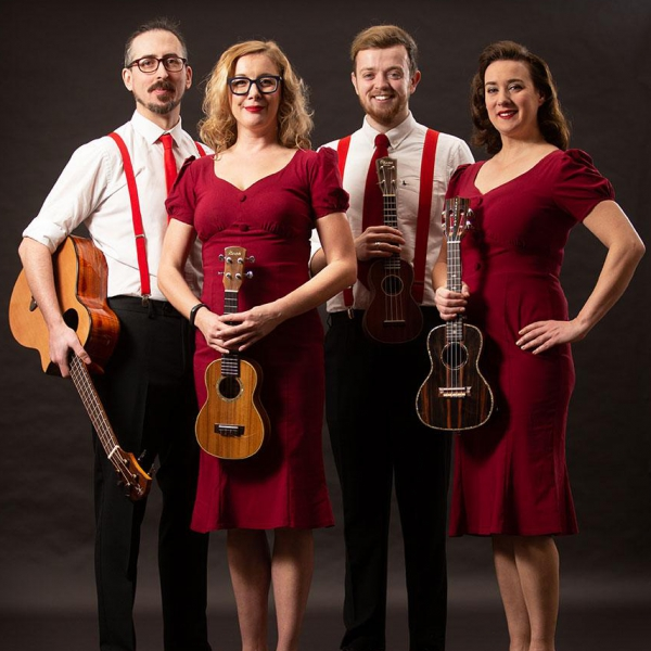 The Ukulele Collective Vintage Ukulele and Vocal Band Merseyside