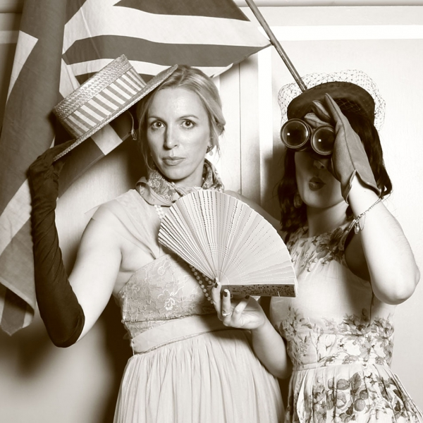 The Vintage Photo Booth Photo Booth Warwickshire
