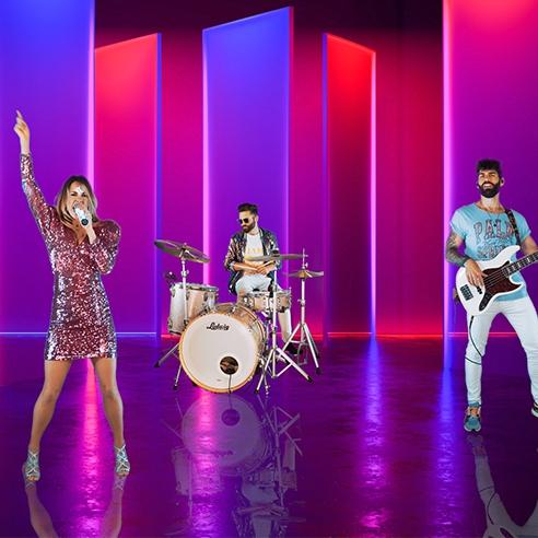 The Virtual Party Band Virtual Event Band Glamorgan