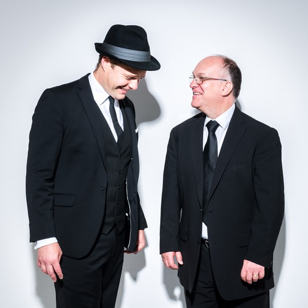 The William May Duo Vocal and Piano Duo Warwickshire
