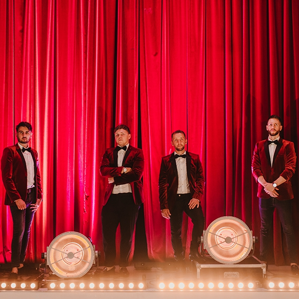 The Wonders Soul, Motown and Pop Band Glamorgan