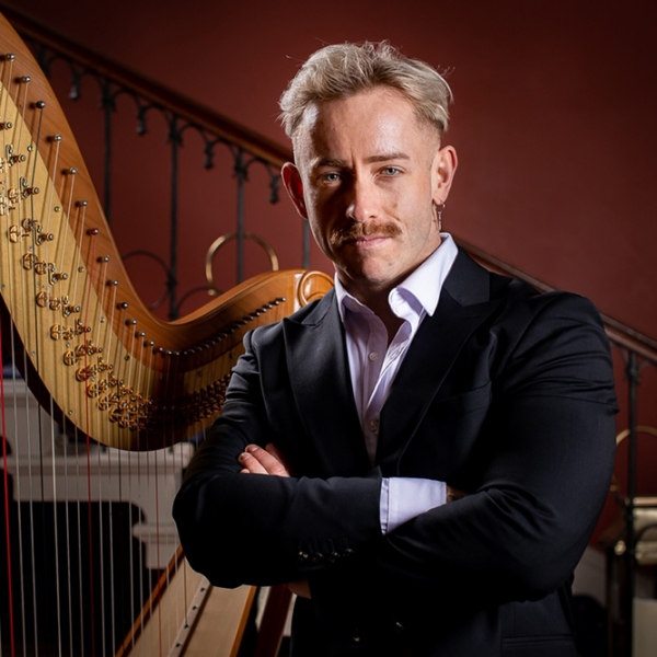 Thomas (Harpist) Harpist London