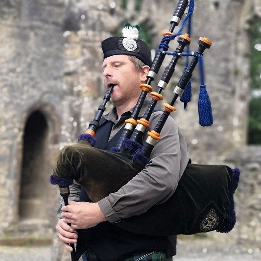 Four Winds Bagpiping | Bagpipe Player Devon | Alive Network
