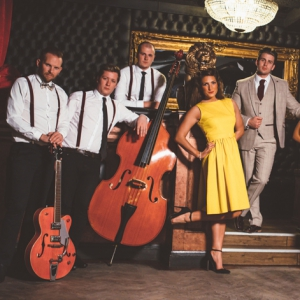 Twisted Swing Rock n Roll Swing Band Kent