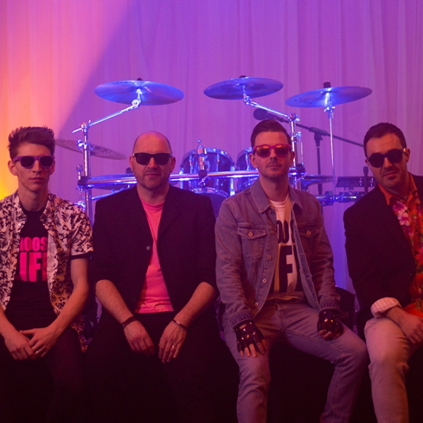 Ultimate 80s 80s Tribute Band Worcestershire