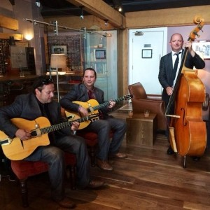 The Gypsy Creams Gypsy Swing Trio East Sussex