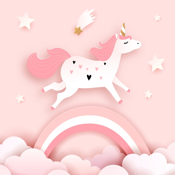 Online Unicorn Party Online Kids Party Staffordshire