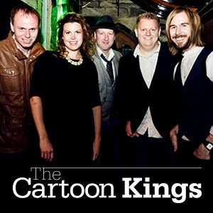 Cartoon Kings Function Band Staffordshire