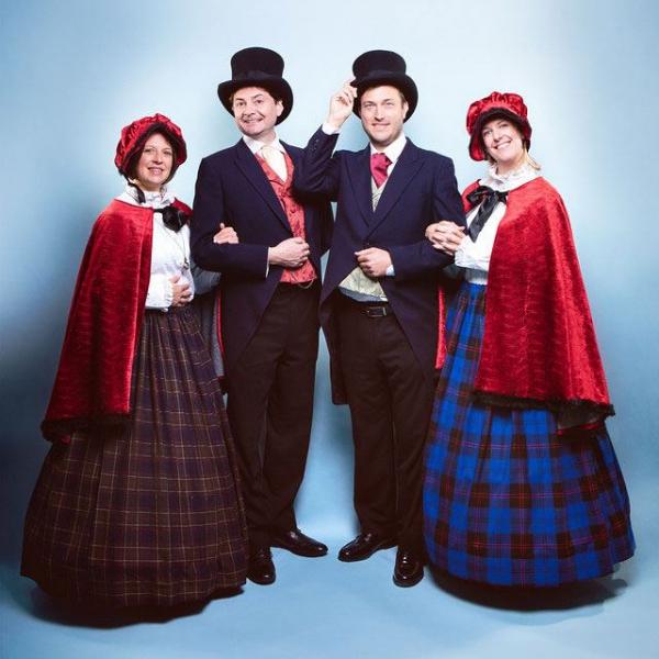 Victorian Carol Singers Victorian Carol Singers London