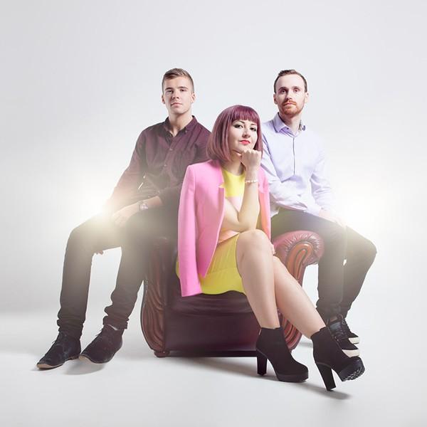 Vinyl Beats Trio Rock and Pop Trio London