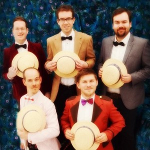 Wax Lyricals Barbershop Quintet Worcestershire