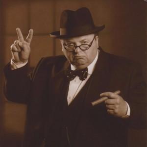 Winston Churchill Lookalike Lookalike Cheshire